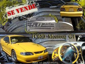 INCREIBLE FORD Mustang