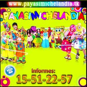 PAYASIMICHELANDIA. Payasos y Payasitas para Fiestas Infantiles