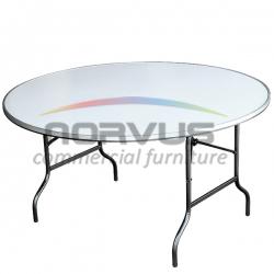 Renueve sus mesas redondas que ya no sirven