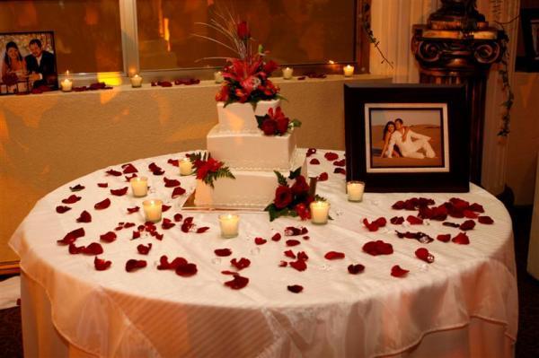 Decoracion romantica sencilla - Ideas cenas romanticas ...