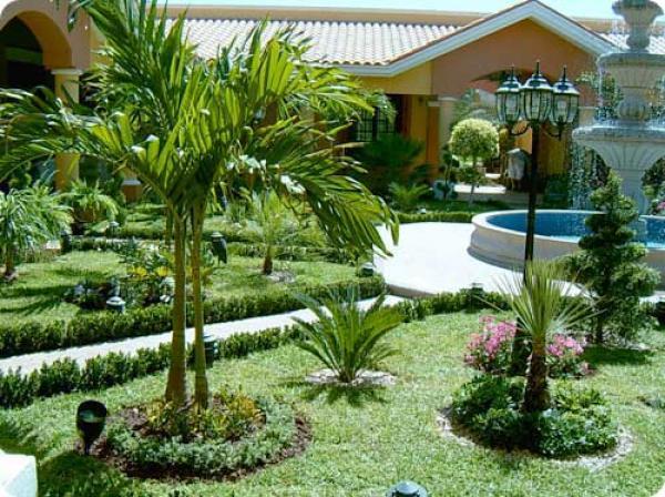 Viveros mi jardin secci n naranja letra a albercas for Diseno de paisajes y jardines
