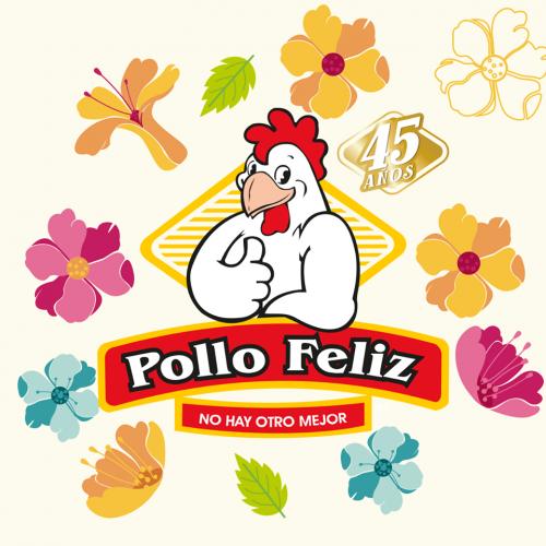 Pollo feliz, Sucursal Internacional