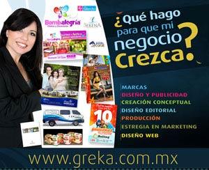 GREKA DISEÑO Y PUBLICIDAD